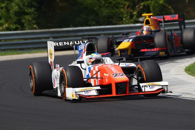 Motor Racing - GP2 Series - Sunday - Budapest, Hungary