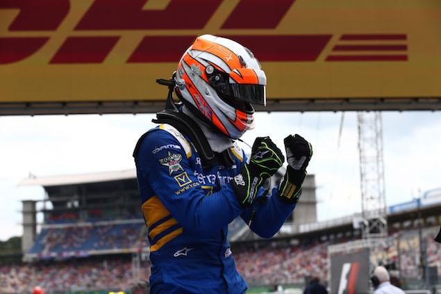 Motor Racing - GP2 Series - Sunday - Hockenheim, Germany