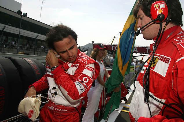 Formula 1 Grand Prix, Germany, Sunday Pre-Race Grid