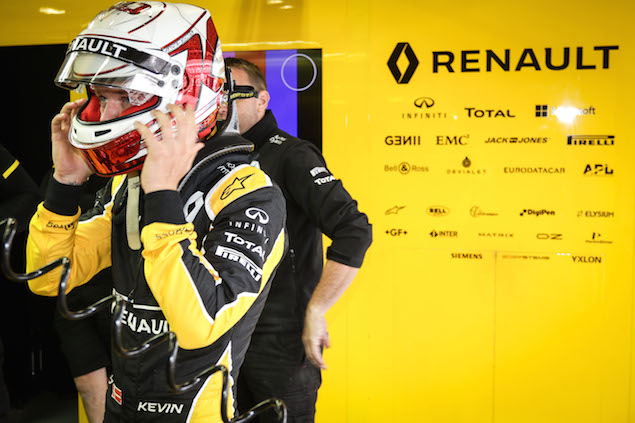 Kevin Magnussen, Renault, Mexican Grand Prix