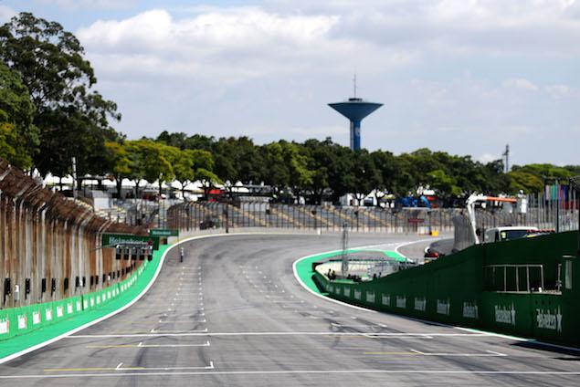 Motor Racing - Formula One World Championship - Brazilian Grand Prix - Preparation Day - Sao Paulo, Brazil