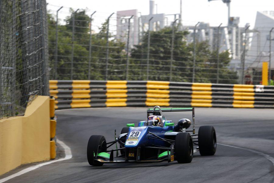 Motor Racing - FIA Formula 3 World Cup - Macau, China