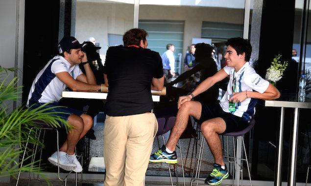 Abu Dhabi GP Thursday 24/11/16