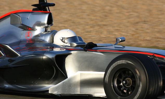 Fernando Alonso - McLaren - Formula 1 Testing, Jerez