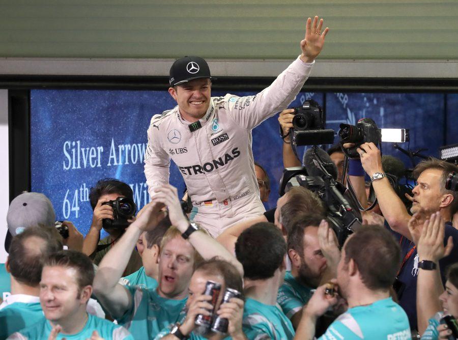 Abu Dhabi GP Race 27/11/16