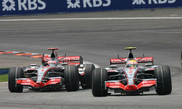 Formula 1 Grand Prix, USA, Sunday Race