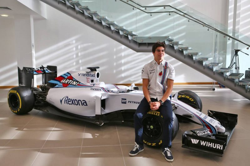 Motor Racing - Formula One World Championship - Williams Driver Line-Up Announcement - Grove, England